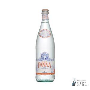 Acqua naturale Panna vetro 75cl