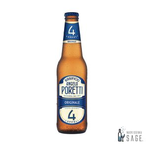 Birra Poretti 4 luppoli 66cl