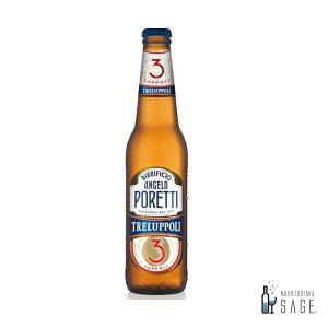Birra Poretti 3 luppoli 66cl