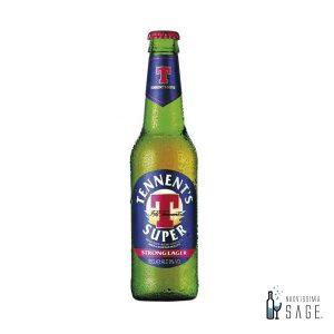 Birra tennent's bottiglia 33cl