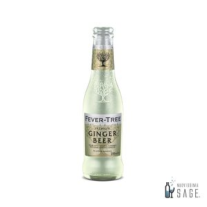 Ginger beer - fever tree - 20cl bottiglietta