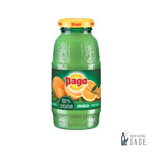 Succo di frutta pago arancia 20cl