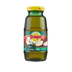 Succo di frutta pago mela limpida 20cl