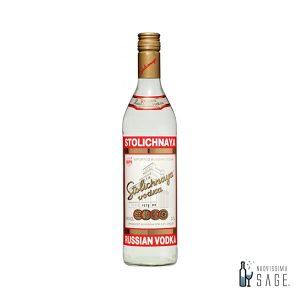 Vodka russa Stolichnaya