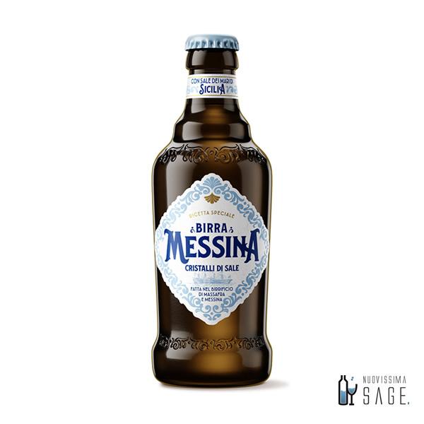 Birra Messina Cristalli Sale