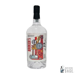 Gin Brokers bottiglia da 1 litro
