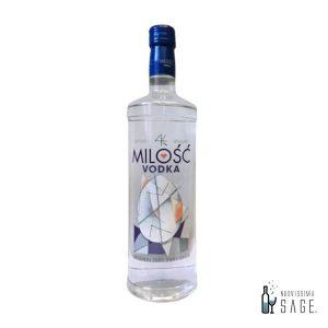 Vodka Milosc bianca